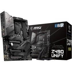 MSI MEG Z490 Unify