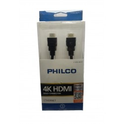 CABLE 4K HDMI PHILCO