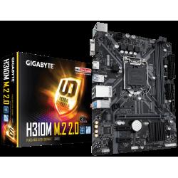 Gigabyte H310M M.2 2.0