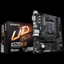 Gigabyte A520M S2H (AMD Ryzen)