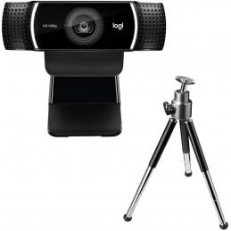 Logitech C922 cámara web...