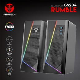 GS204 RUMBLE SPEAKER