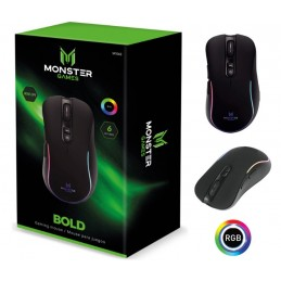 MOUSE GAMES MONSTER BOLD