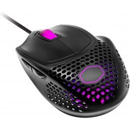 Mouse MM720 Black Matte