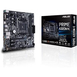 ASUS PRIME A320M-K AMD...