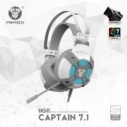 Audífonos 7.1 Captain HG11...