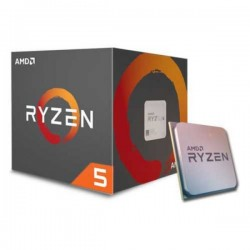 AMD Ryzen 5 2600, with...