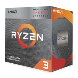 Ryzen 3 3200G, with Wraith...